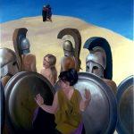 SACRIFICE OF IPHIGENIA (1970)