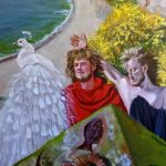 RESURRECTION AT DURDLE DOOR - DETAIL